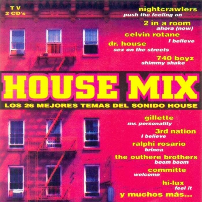 House Mix 1995