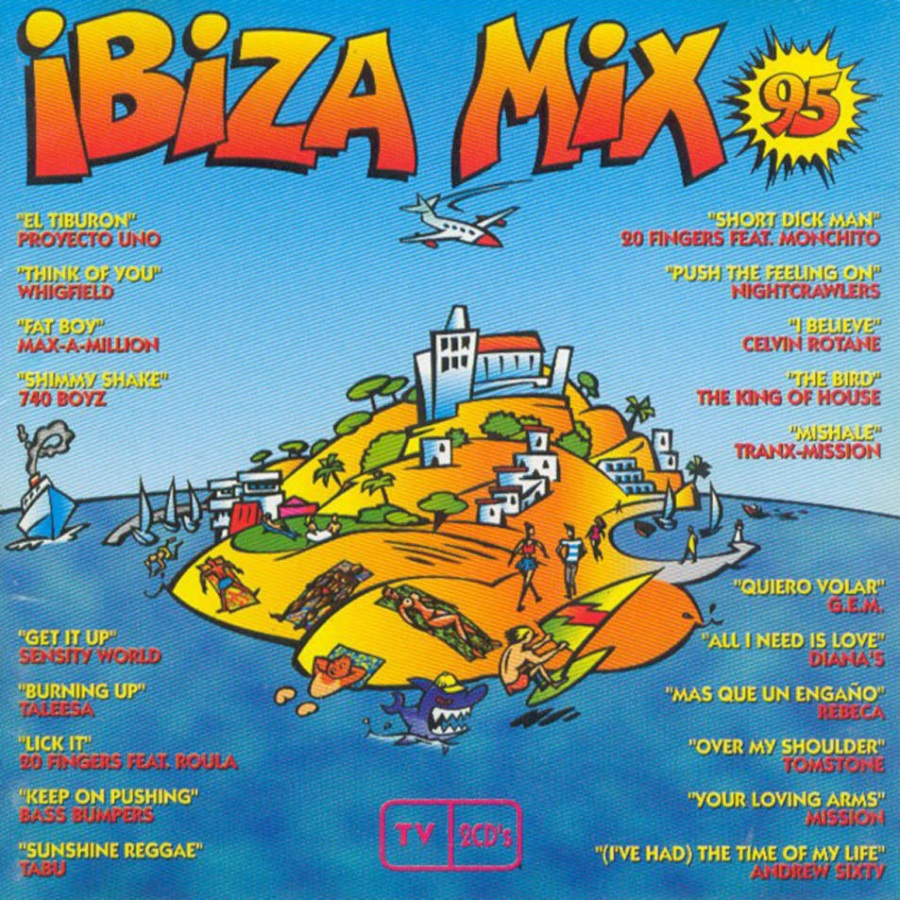 Ibiza Mix 95