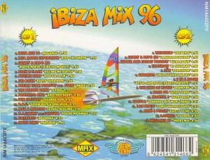 Ibiza Mix 96 Max Music 1996