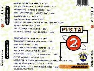 Pista 2 Vital Records 1994