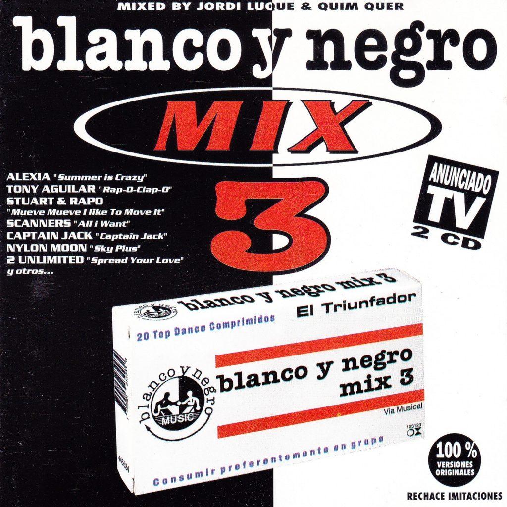 Blanco Y Negro Mix 3