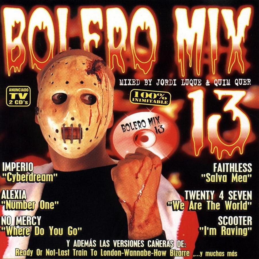 Bolero Mix 13