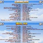 Caribe Mix + Ibiza Mix 2015 Blanco Y Negro