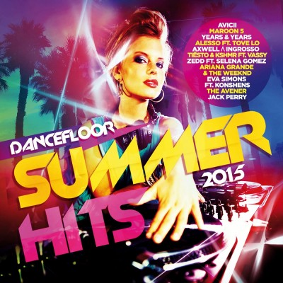 Dancefloor Summer Hits 2015