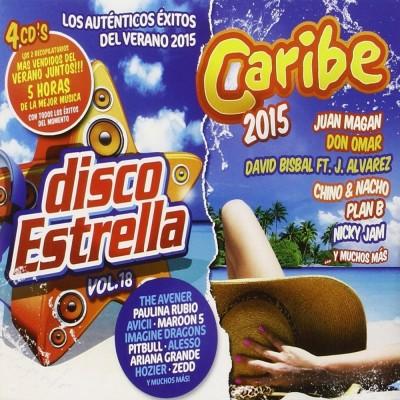 Caribe 2015 + Disco Estrella Vol. 18