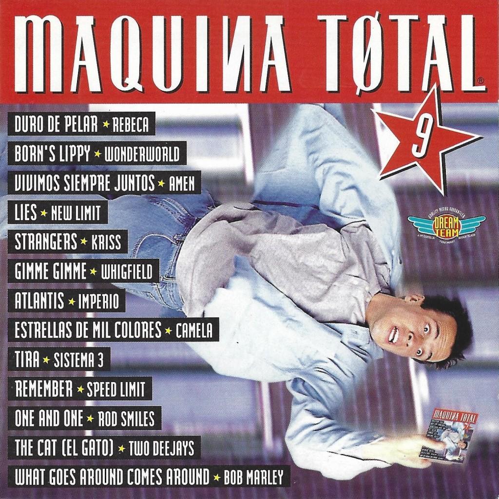 Maquina Total 9