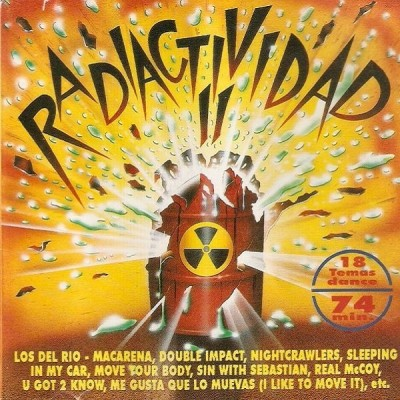 Radiactividad Vol. 2