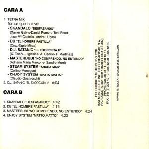 Tetra Mix 1994 Koka Music