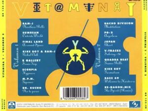 Vitamina T Vol. 3 Quality Madrid 1994