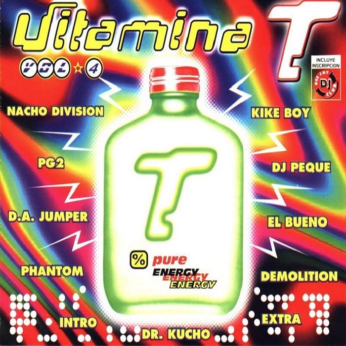 Vitamina T Vol. 4