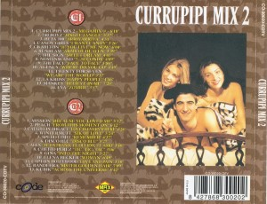 Currupipi Mix 2 Code Music 1996 Max Music