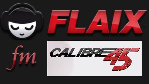 Calibre 45 (Flaix FM) [12-01-2019] Novetats [1]