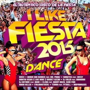 I Like Fiesta 2015 - Dance Blanco Y Negro