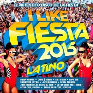 I Like Fiesta 2015 - Latino Blanco Y Negro