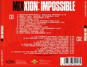 Mixxion: Imposible 1996 Code Music Max Music