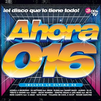 Ahora 016 – ¡El Disco Que Lo Tiene Todo!