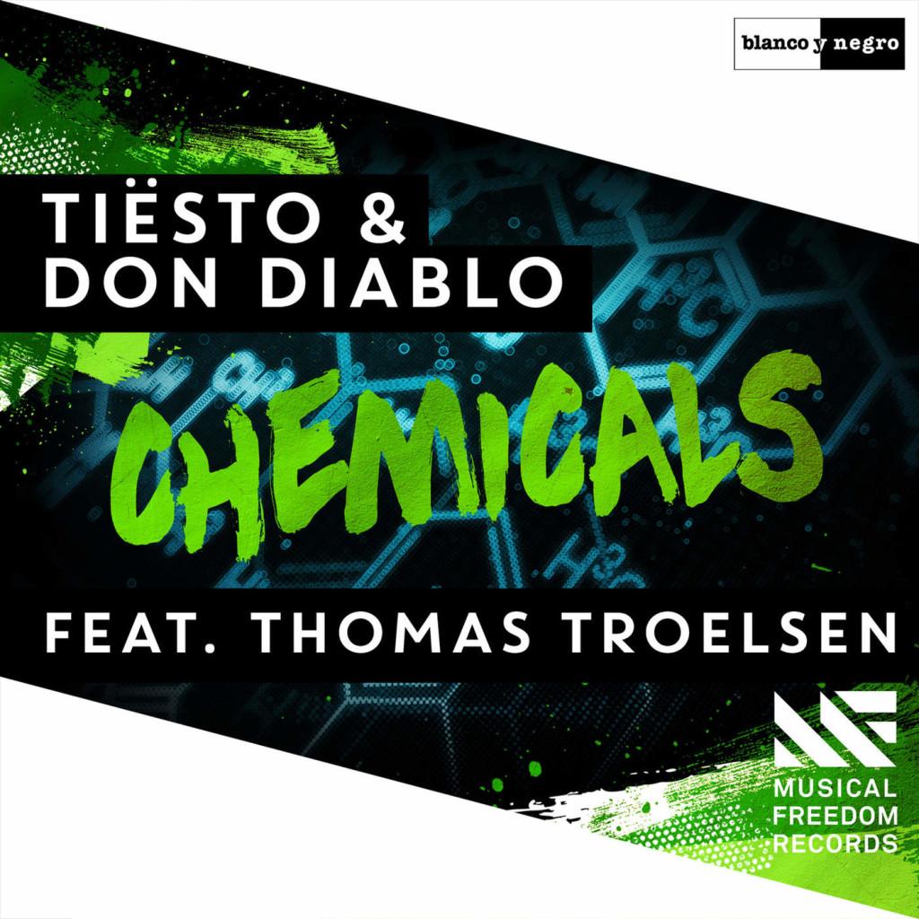 DJ Tiësto And Don Diablo Feat . Thomas Troelsen – Chemicals