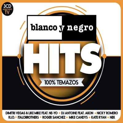 Blanco Y Negro Hits – 100% Temazos