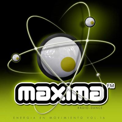 Maxima FM Vol. 16 – Energia En Movimiento