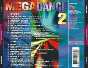 Mega Dance 2 Arcade 1994