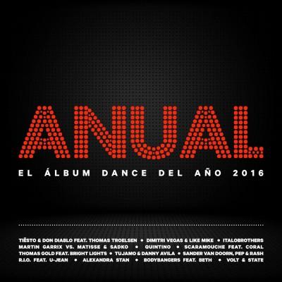 Anual El Álbum Dance Del Año 2016