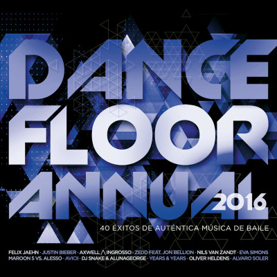 Dancefloor Annual 2016