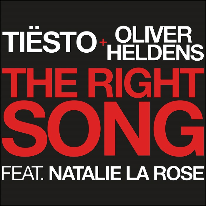 DJ Tiësto And Oliver Heldens Feat. Natalie La Rose – The Right Song [Wombass]