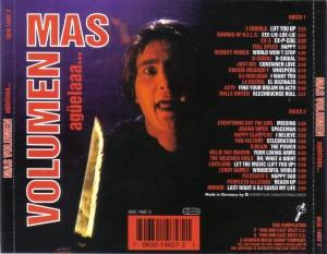 Mas Volumen Agüelaaa… 1996 DRO Discos Radioactivos Organizados