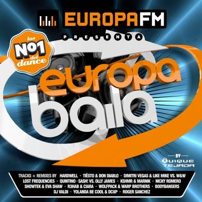 Europa Baila 2016 – Los Número 1 Del Dance