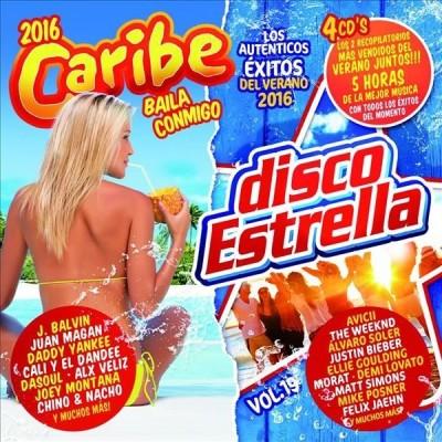 Disco Estrella Vol. 19 – Caribe 2016