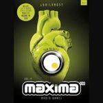 Maxima FM Vol. 17 Universal Music Blanco Y Negro Sony Music 2016