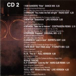 Discjockey-Mix 1995 Contraseña Records