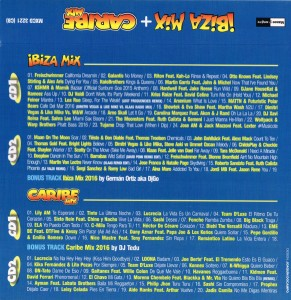 Ibiza Mix 2016 + Caribe Mix 2016 Blanco Y Negro