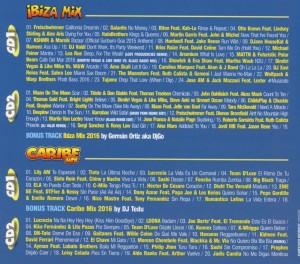 Ibiza Mix 2016 + Caribe Mix Blanco Y Negro