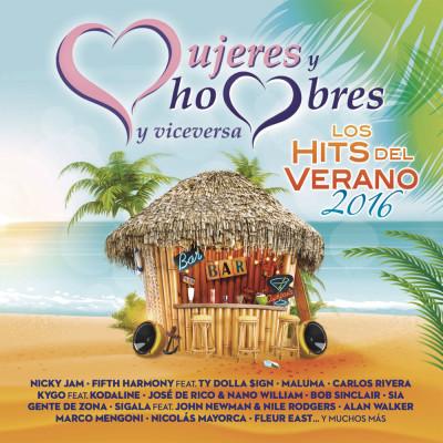Mujeres Y Hombres Y Viceversa – Los Hits Del Verano 2016