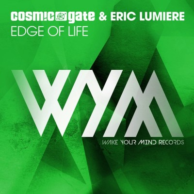Cosmic Gate And Eric Lumiere – Edge Of Life