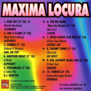 Maxima Locura