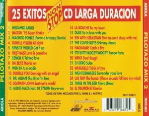 Pelotazo Mix 2