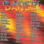 Planeta Dance 96 Bit Music 1996
