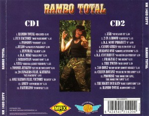 Rambo Total 1996 Max Music