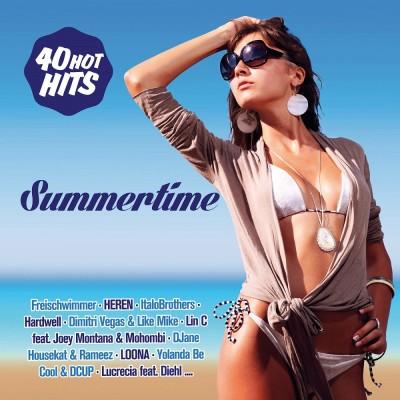 Summertime (40 Hot Hits)
