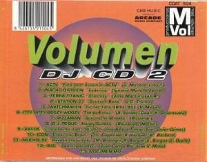 Volumen DJ CD 2