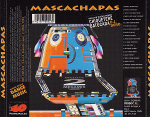 Masca Chapas 1994 Prodisc