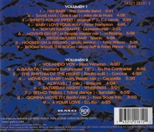 Terracitas De Verano 1994 BMG Ariola
