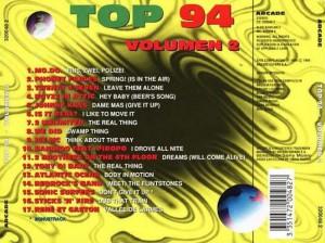 Top 94 Vol. 2 Arcade 1994
