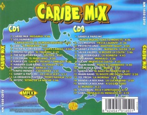 Caribe Mix 1996 Max Music