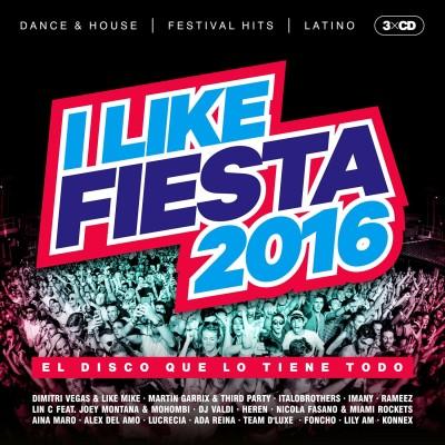 I Like Fiesta 2016