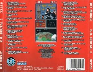 K.O. Brutal 2 Bit Music 1996