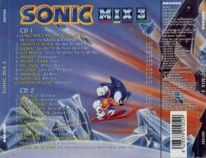 Sonic Mix 3 Arcade 1996