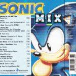 Sonic Mix 1995 Arcade Album Recopilatorio